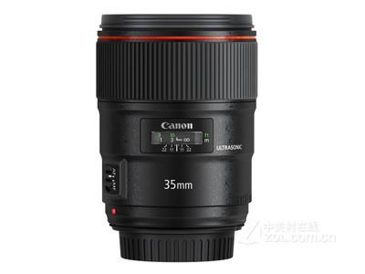 【佳能特约经销商】佳能 EF 35mm f/1.4 II USM 特价包邮!带票!现货充足!