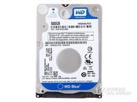 WD/西部数据 WD5000LPVX 500G 笔记本硬盘 单碟蓝盘 WD5000LPCX