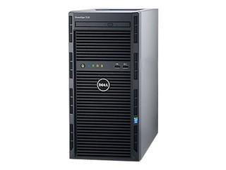 戴尔易安信PowerEdge T130 塔式服务器(Xeon E3-1220 v5/4GB/1TB*2)