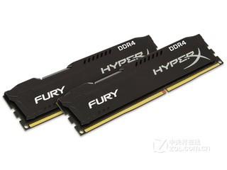 金士顿骇客神条FURY 16GB DDR4 2133(HX421C14FBK2/16)