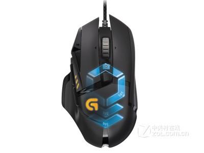 罗技g502rgb怎样设置板载内存