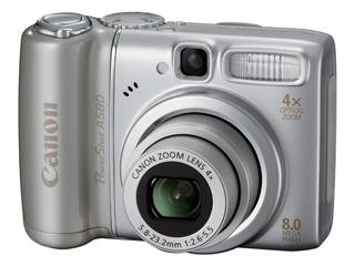 佳能PowerShot A580