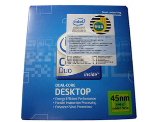 Intel 酷睿2双核 E8200(盒)
