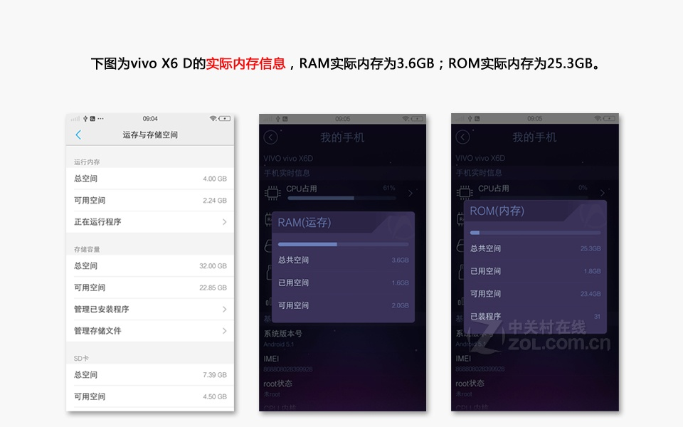 vivo X6(双4G)评测图解图片33