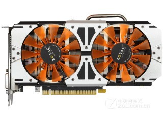 索泰GTX 750Ti-2GD5 X Gaming OC