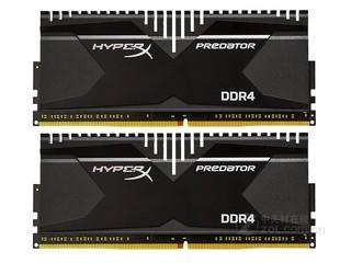 金士顿Predator 32GB DDR4 3000(HX430C16PBK2/32)