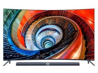 小米电视3S 65英寸曲面