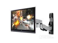 双旋臂伸缩式旋转铝合金液晶电视壁挂架
