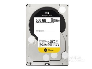 西部数据RE系列 500GB 7200转 64MB(WD5003ABYZ)