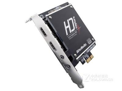 圆刚C985硬压高清视频游戏采集卡HDMI 1080P PS4 XBOX