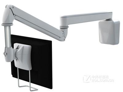 TOPSKYS 医用壁挂长臂显示器支架病床升降LCD液晶电视屏挂架ALW200