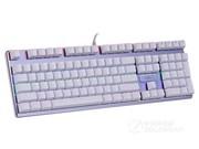 雷柏 Miss定制版V760混彩背光游戏机械键盘