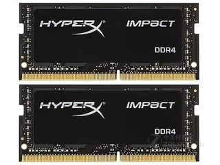 金士顿骇客神条Impact 32GB DDR4 2400(HX424S14IBK2/32)