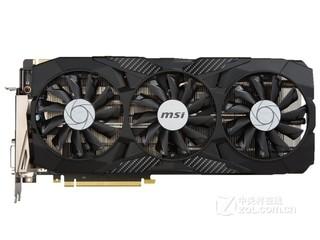 微星GeForce GTX 1080 DUKE 8G 暗黑龙爵