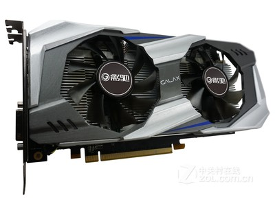 影驰GeForce GTX 1060骁将