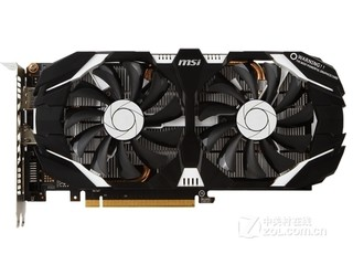 微星GeForce GTX 1060 飙风 3G