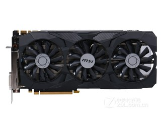 微星GeForce GTX 1070 DUKE 8G 暗黑龙爵