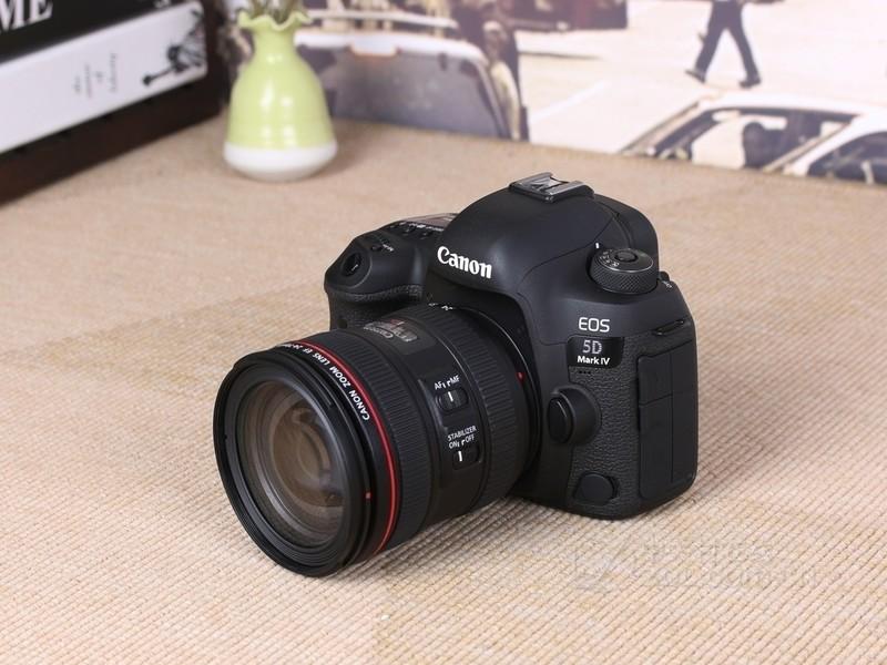 明星单反相机 佳能5D IV 单反仅售13800元