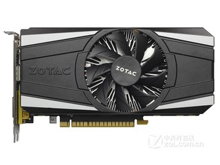 索泰GeForce GTX 1050Ti-4GD5 雷霆版 PA