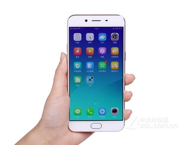小米Max 2:OPPOR9s手机(玫瑰金色 双卡双待)京东