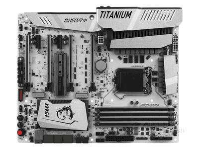 微星 Z270 XPOWER GAMING TITANIUM