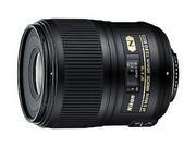 尼康 AF-S 微距尼克尔 60mm f/2.8G ED尼康官方签约经销商 免费摄影培训课程 电话15168806708 刘经理