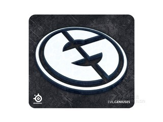 SteelSeries QcK+ EG战队版鼠标垫
