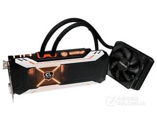 技嘉GTX 1080 Xtreme Gaming Water cooling