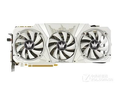 影驰 GeForce GTX 1080名人堂 海外版