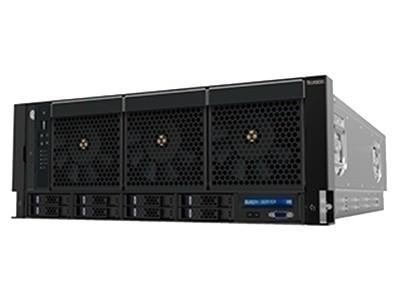 曙光 I840-G20(Xeon E7-4809 v3*2/16GB*2/1TB/SATA/8盘位)