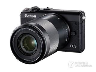 佳能EOS M100套机(15-45mm,55-200mm IS STM)