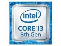 Intel/英特尔 i3 8100 酷睿四核盒装CPU台式机电脑处理器支持Z370