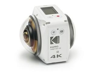 柯达Pixpro Orbit 360 4K
