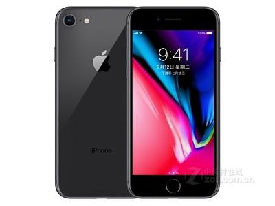 苹果 iPhone 8(全网通4G)★支持分期★64G黑白直降到手价3018元,256G直降到手价3518元