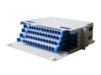 跃图 48芯ODF光纤配线架AF-1806-48