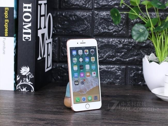 苹果iPhone8Plus性能图