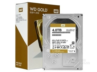 西部数据4TB/7200转/128MB 金盘(WD4002VYYZ)