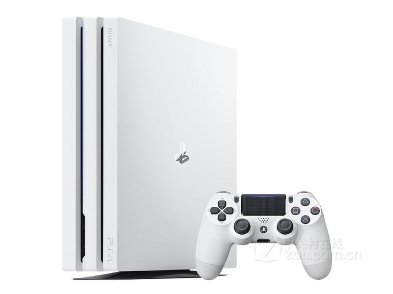 索尼PS4 Pro(CUH-7009B/1TB)整体外观图