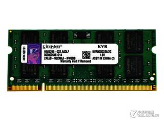 金士顿2GB DDR2 800(KVR800D2S6/2G)