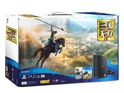 索尼 PS4 Pro 真·三国无双8 限量珍藏套装