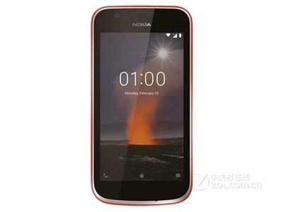 诺基亚 1(双4G)主屏尺寸:4.5英寸  主屏分辨率:854x480像素