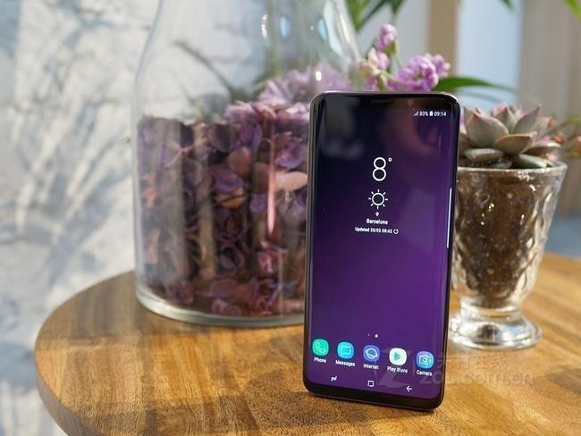 三星 Galaxy S9+(SM-G9650)6GB+64GB 谜夜黑 移动联通电信4G手机 双卡双待