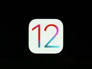 苹果iOS 12