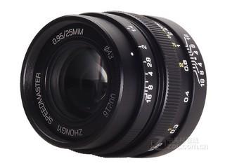 中一光学25mm f/0.95