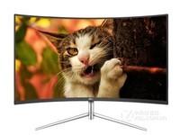 AOC C32V1Q 32英寸曲面台式电脑液晶显示器曲屏显示屏HDMI曲面屏