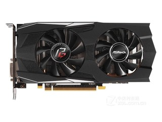 华擎Phantom Gaming D Radeon RX580 8G OC