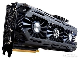 Inno3D GeForce GTX 1080Ti X4 11G冰龙超级版