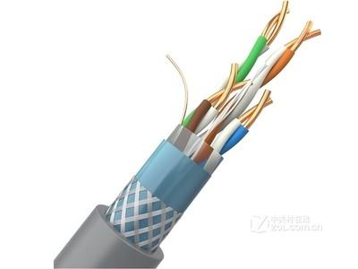 跃图 超五类双屏蔽网线AI-3005-5