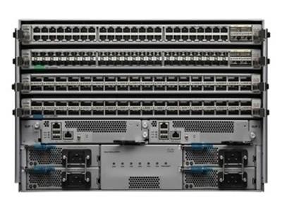 CISCO N9K-C9504      思科机箱     电话:13910962023