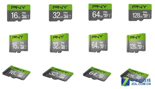 暑期出游必备 PNY Elite精英高速闪存卡